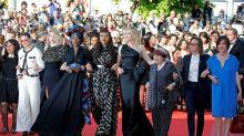 Protest in Cannes: 82 Frauen aus der Filmbranche protestieren für Chancengleichheit