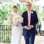 Steve Doocy's daughter marries amid COVID-19 pandemic, hurricane