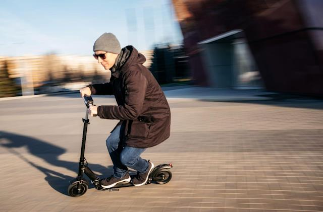 Electric scooters were to blame for at least 1,500 US injuries last year