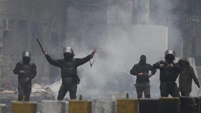 Amnesty kritisiert brutales Vorgehen gegen Nahost-Proteste
