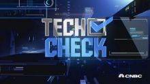 CNBC Tech Check Evening Edition: May 21, 2018