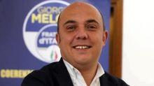 Masso colpisce macchina con a bordo Michele Barcaiuolo
