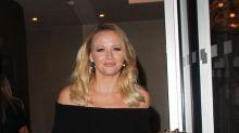Kimberley Walsh was fearful of breastfeeding in public
