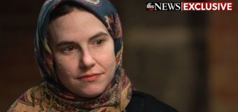 Mom held hostage by Taliban speaks out
