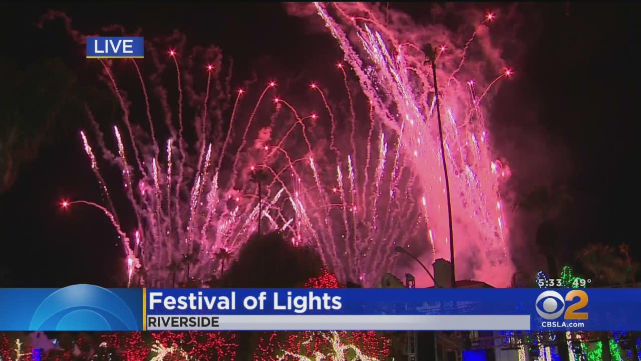 Festival Of Lights Riverside 2020.Festival Of Lights Brightens Up Riverside