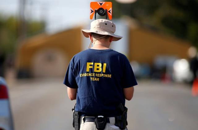 The FBI can't unlock the Texas church shooter's phone