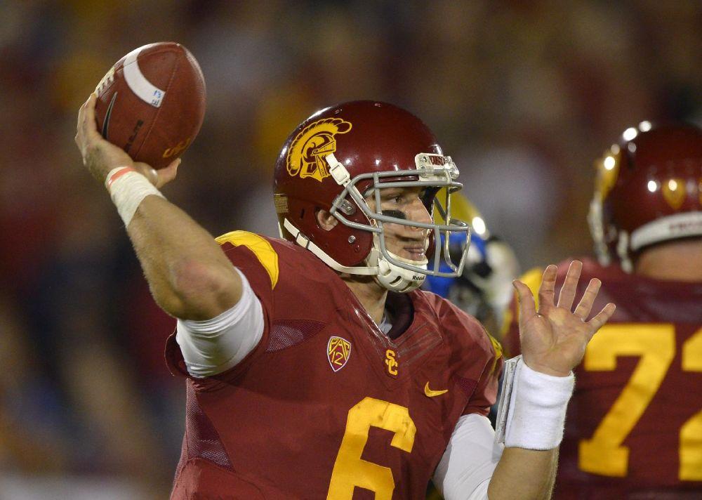 Sark: Cody Kessler is still USC's starting QB