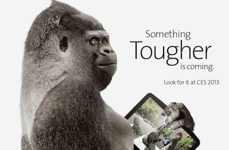 Gorilla Glass 3 panels to be 50 percent stronger, more scratch resistant