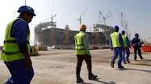 Report: More than 6,500 migrant workers have died during Qatar's World Cup prep