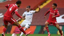 """Liverpool x Leeds anima com o """"futebol espetáculo"""" de seus treinadores"""