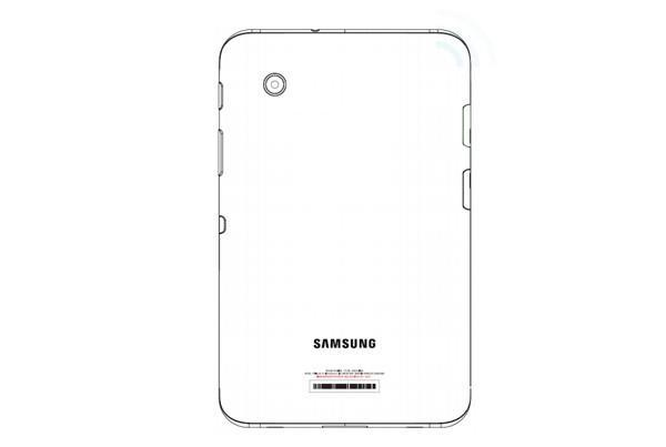 Samsung Galaxy Tab 2 7.0 with Verizon LTE hits the FCC