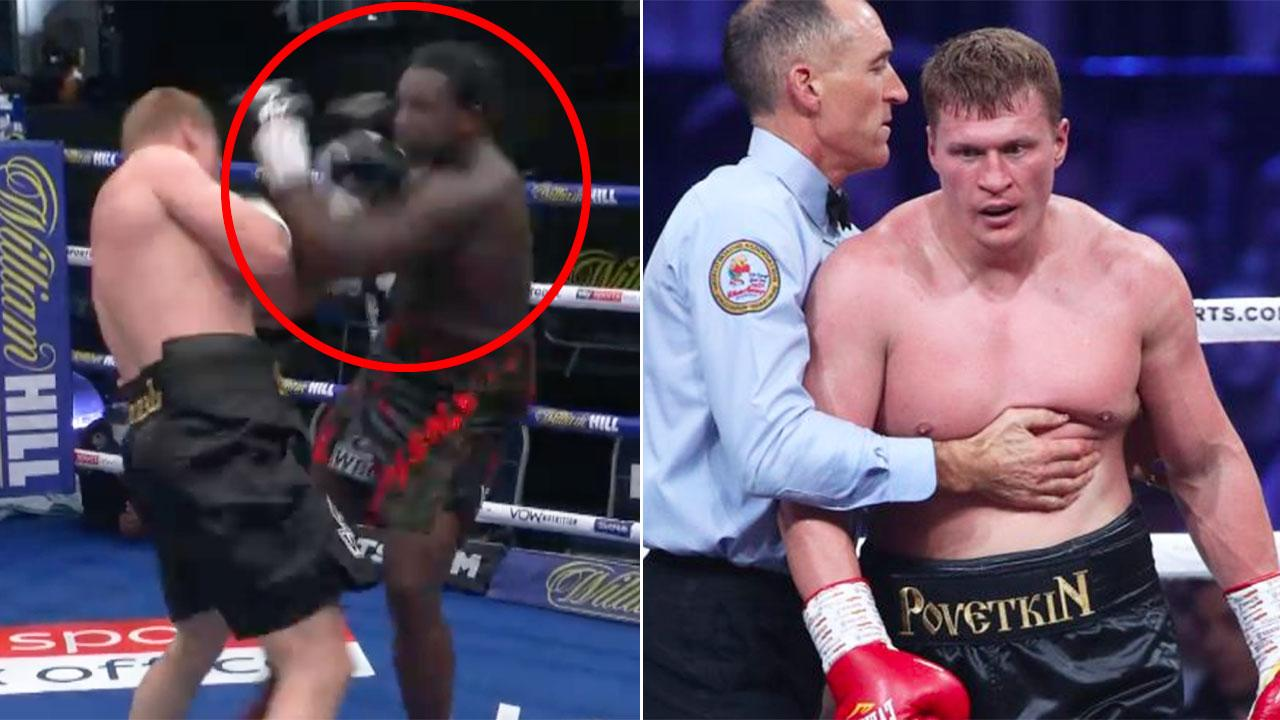 'Won't be topped': Boxing world loses it over 'KO of the year' – Yahoo Sport Australia