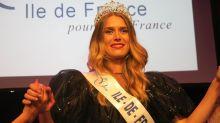Miss Ile-de-France, Alice Quérette, est prête pour le grand show