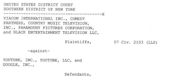 Viacom wins appeal against YouTube, gets another chance to prove copyright infringement