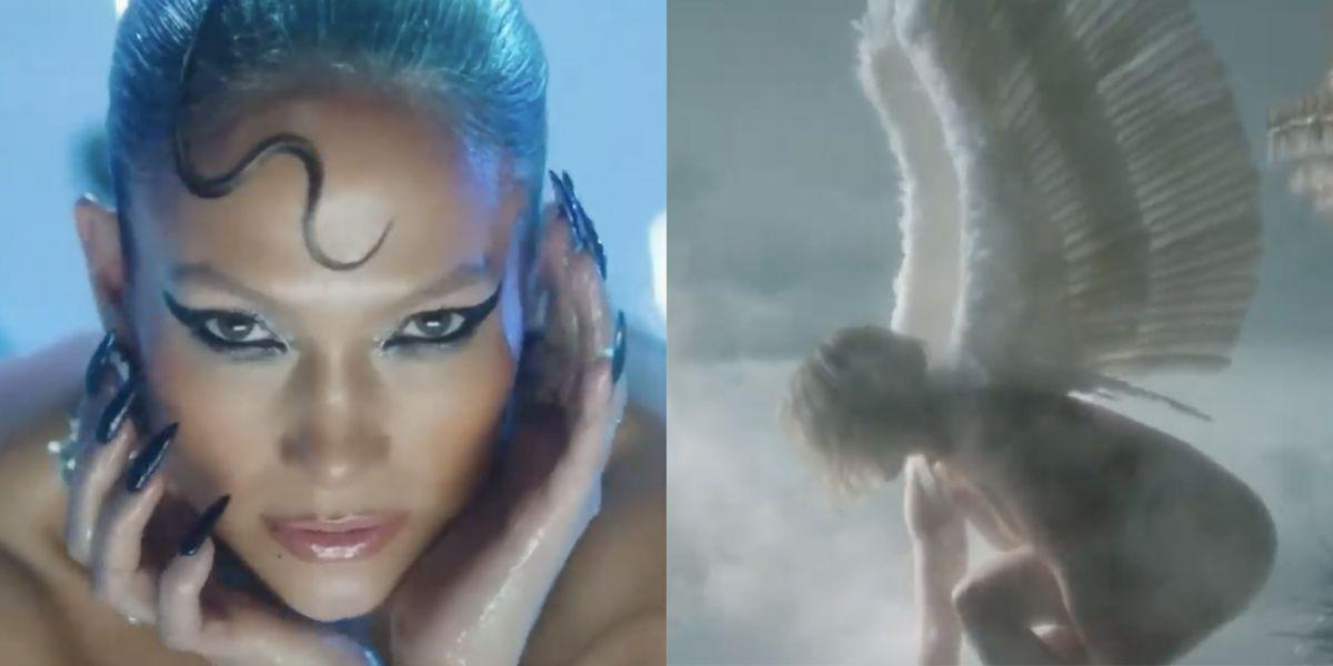 """Jennifer Lopez Is a Naked Angel in Her """"In the Morning"""" Music Video Teaser"""