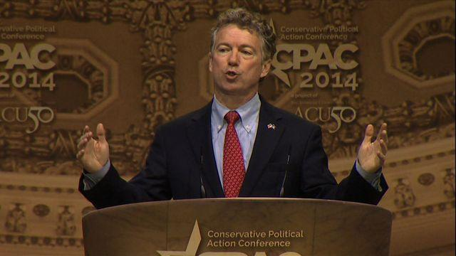 Rand Paul: Electing