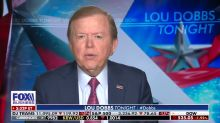 Fox host Lou Dobbs claims 'no point considering' Trump election loss