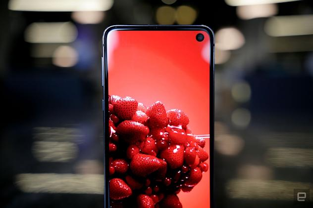 The Galaxy S10e is cheaper than ever on Amazon today