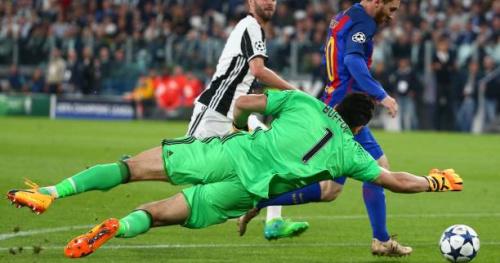 Foot - C1 - Juve - Gianluigi Buffon (Juventus) : «Le travail n'est pas fini»