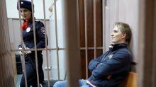 Russia detains prominent U.S. investor on suspicion of fraud