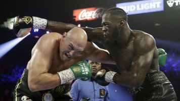 Report: Fury-Wilder III on hold during pandemic