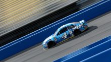 Kevin Harvick's quest for four straight wins ends with early crash