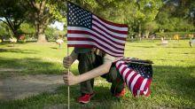 Commemorating veterans over Memorial Day weekend