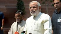 Modi Administration Unveils Its First Budget