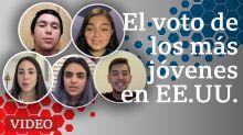 Trump vs Biden: ¿qué esperan de las elecciones 5 latinos que votan por primera vez en Estados Unidos?