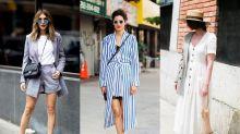 初夏穿搭靈感 40+:炎熱天氣下如何穿出層次與時尚感?由街拍達人來教你!