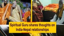 Spiritual Guru shares thoughts on India-Nepal relationships