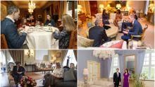 Nos colamos en los salones de los palacios reales: ¿cómo son por dentro?