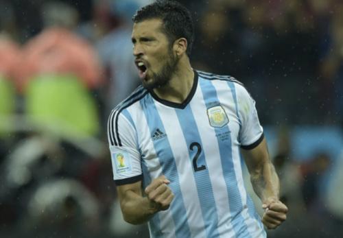 'Copa sem a Argentina não seria uma Copa', diz zagueiro Garay, do Valencia
