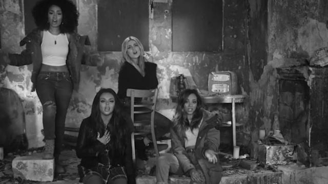 Little Mix Little Me Music Video