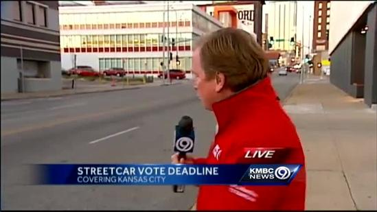 Ballot counting set to start in KC streetcar election