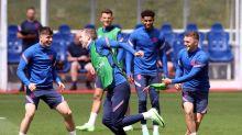 England face Croatia test as football rallies behind Christian Eriksen