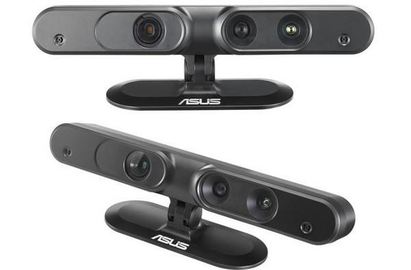 ASUS updates Xtion Pro motion sensor, makes it even more like Kinect