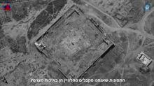 Israel revela imagens da Síria tiradas com satélite espião