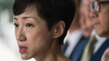 """Hong Kong lawmaker says, """"I don't know how I can protect myself"""""""