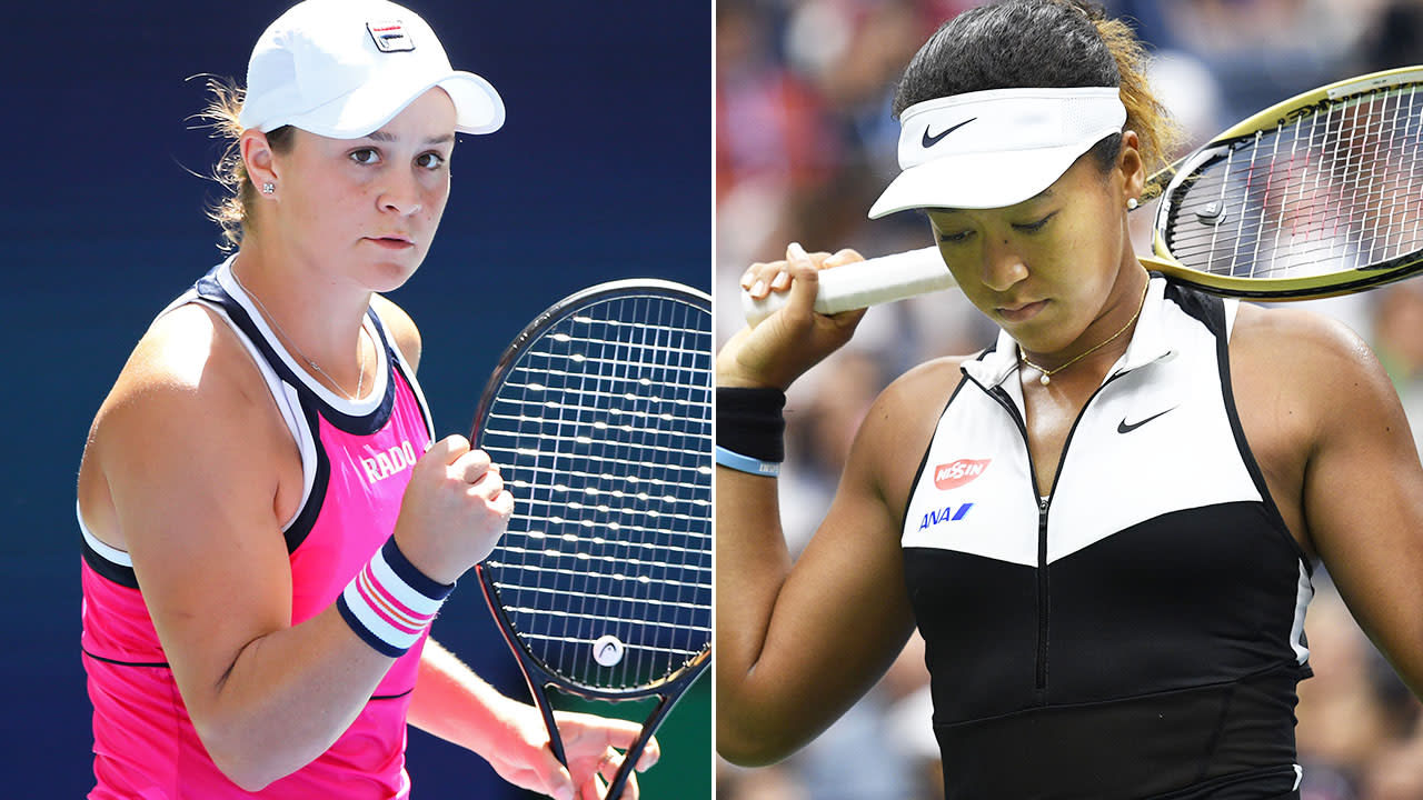 Ash Barty reclaims World No.1 ranking in extraordinary US Open twist
