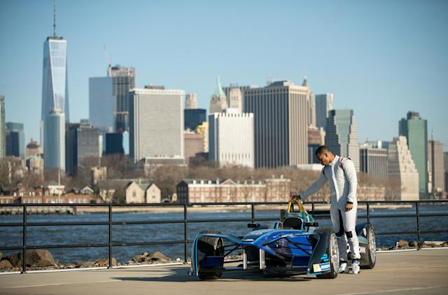Fox broadcasts Formula E's historic NYC races starting July 15th