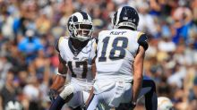 Robert Woods, Cooper Kupp try to catch the great Rams receiver duos