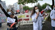 Hôpitaux: projet d'accord sur au moins 180 euros mensuels net pour les personnels hors médecins