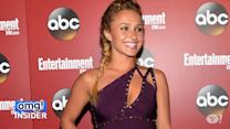 Hayden Panettiere Leaves Little to Imagination in Peek-a-Boo Bandage Dress
