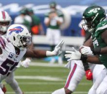 Jets' Mekhi Becton still leads AFC tackles in Pro Bowl vote