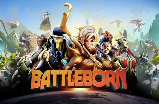 Battleborn engages cooperative gameplay trailer