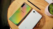 Estos son los mejores teléfonos Android que puedes comprar en 2020