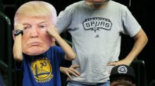 Will the Warriors skip their White House visit under President Donald Trump?