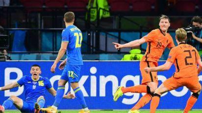 Foot - Euro - HOL - Wout Weghorst (Pays-Bas): «Nous avons été meilleurs pendant la plus grande partie du match»