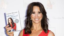 Andrea McLean reveals she suffered breakdown last year that left her in 'really dark place'